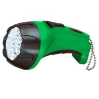 Фонарь аккумуляторный светодиодный «РЕКОРД» РМ-0107 Green (1/6/36шт)/22538/333202