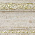 Багет карнизный 01-02-48 3м