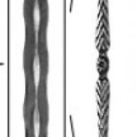 10125 (стойка ограждения, кв. 12 мм, Н=0,90 м)