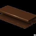 H-планка Ю-Пласт коричневый 3,05м (5шт в уп