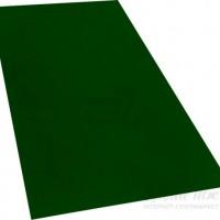 Лист плоский 0,5 Satin-foill RAL 6005 2м