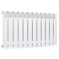 Радиатор алюминиевый 500/80 TROPIC 12 секций 268255