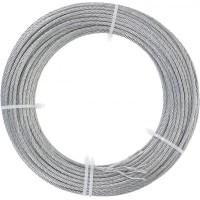 Трос стальной DIN 3055 3мм (10м)