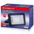 Прожектор светодиодный 20 Вт 6500К Ultraflash LFL-2001 С02 черный
