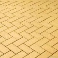 плитка Брусчатка желт I (200х100х25) /кв.м/ 1.П.2.5 (0,02м2)