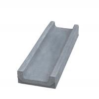 Лоток водоотводный бетонный Н120\100*1000