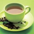 Панель Зеленый Чай полноцветный 244x60см