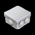Коробка распаячная 40-0200 для о/п безгалогенная (HF) 70х70х40
