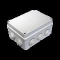 Коробка распаячная 40-0310 для о/п безгалогенная (HF) 150х110х70