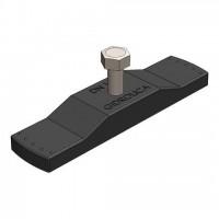 Крепеж Gidrolica для лотка водоотвод пластик. DN100 (c болтом8*35) арт.108