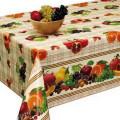 Клеенка стол DEKORAMA 1,4*20м Фрукты сок 106А  231206