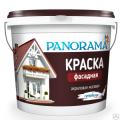 """Краска Белоснежная Фасадная (7,0 кг) """"Panorama"""""""
