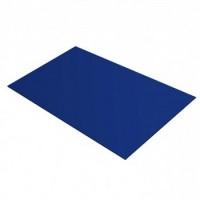 Лист плоский 0,45 PE-foill RAL 5002 2м
