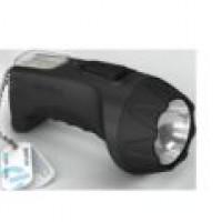 Фонарь аккумул. светодиодный «ФОТОН» РМ-600 Black (0.5W) (1/12/72шт)/22343/333080
