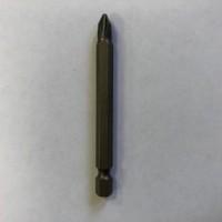 Биты односторонние, сталь S2,  PH2*75 57172