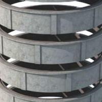 Кольцо 10060/250 Черный полимер
