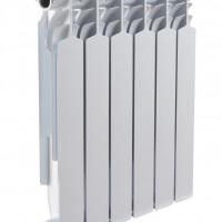 Радиатор алюминиевый 500/80 TROPIC 6 секций 268252