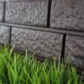 """Сайдинг Ю-Пласт """"Стоун-Хаус"""" КИРПИЧ коричневый 0,23/3,035 (0,7м2/10шт в уп)"""