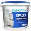 """Краска Белоснежная Моющаяся (13,0 кг) """"Panorama"""""""