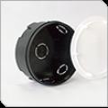 Коробка распаячная 80-0851 для с/п безгалогенная (HF) 100х40