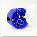 Коробка распаячная ГСК 80-0900 для с/п безгалогенная (HF) 78х44