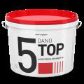 Шпатлевка финишная DANO TOP 5 (10л)