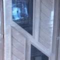 Дверь стандарт (1,9*0,70) с 2мя стеклами