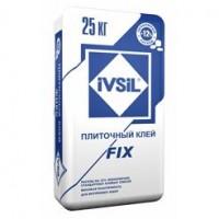 """Клей плиточный """"IVSIL FIX"""" 25кг"""
