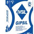 """Штукатурка """"IVSIL GIPSIL"""" гипсовая 30 кг"""