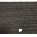 Коврик резин ковролин 40*60см Классик черный