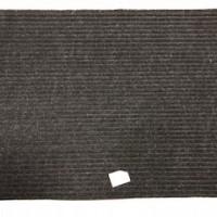 Коврик резин ковролин 50*80см Классик черный