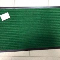 Коврик влаговпитывающий ребристый  50*80 см. зеленый (10шт), VORTEX