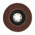 Круг лепестковый торцевой, 125мм Р 100 39555