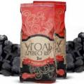 Уголь древесный 3,0 кг Велес