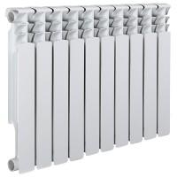 Радиатор алюминиевый 500/80 ROMMER Optima 10 секций