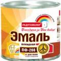"""Эмаль ПФ-266 желто-коричневая 1,9кг """"ULTRA LINES"""""""
