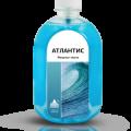 """Жидкое мыло """"Атлантис"""" с антисептическим эффектом, фл. ПЭТ 0,5 л с дозатором"""