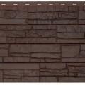 Панель фасадная STEIN Темный орех