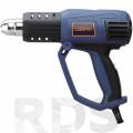 MAX-PRO Фен технич 2000Вт 50/600С 500л/мин 0,6кг 85253