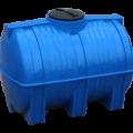 Емкость GOR 2000 blue 2-х слойная