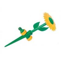 Полив Разбрызг в форме цветка на пике