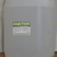 Ацетон технический, Канистра 10л (8 кг)