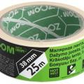 Малярная лента белая (30мм*25м) ZOOM