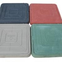 Люк полимерно-композитный квадратный 685*685 мм