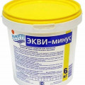 ЭКВИ-минус  г/к,12 кг(2 ведра по 6 кг)
