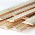 Плинтус деревянный 25мм 3м