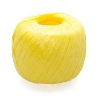 Шпагат полипр.лент. 1200 текс желтый (60м)