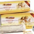 Двухжильный нагревательный мат Heatline-SLIM MS-225-1.5-N 1.5м2